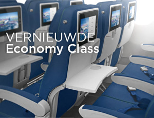 de economy class van air transat is vernieuwd